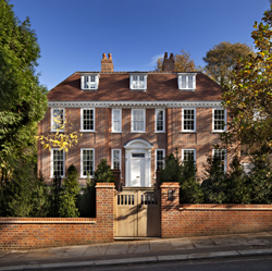 Mansfield House is for sale for £18.75m