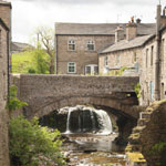 The villages of North Yorkshire have higher asking prices when there's a Michelin star restaurant close by