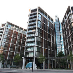 picture of One Hyde Park development in London