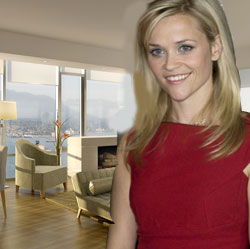 Reese Witherspoon has bought a home in Vancouver